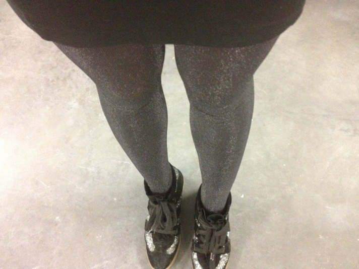 Collants opaques a paillettes H&M.jpg