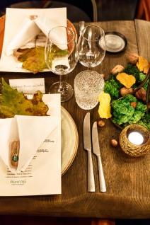 kif automne/hiver pour la déco de table <3
